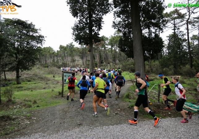 Trail Val di Bisenzio 2018